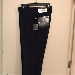 Ralph Lauren Navy Total Stretch Slim Fit Pants